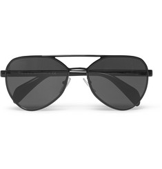 Prada Aviator-Style Acetate Sunglasses