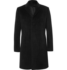 Theory - Delancey Brushed Alpaca and Wool-Blend Coat