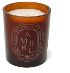Diptyque Brown Amber Scented Candle, 300g