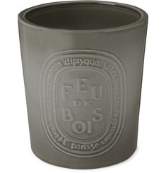 Diptyque - Feu de Bois Indoor & Outdoor Scented Candle, 1500g