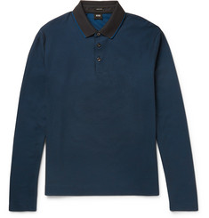 Hugo Boss - Slim-Fit Cotton-Piqué Polo Shirt