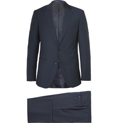 Hugo Boss - Hamsen Glen Slim-Fit Wool Three-Piece Suit