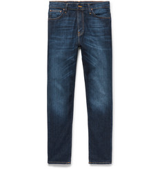 Nudie Jeans Brute Knut Slim-Fit Organic Stretch-Denim Jeans