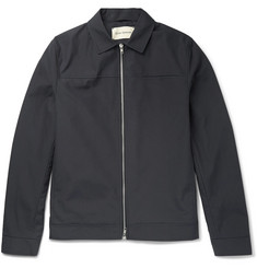 Oliver Spencer Slim-Fit Cotton Jacket