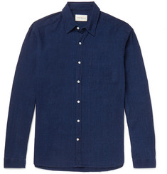 Oliver Spencer New York Slim-Fit Cotton Shirt
