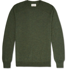 Oliver Spencer Blade Merino Wool Sweater
