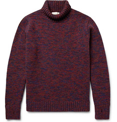 Oliver Spencer - Zaria Mélange Wool Rollneck Sweater