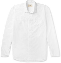 Folk - Cotton-Poplin Shirt