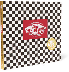 Abrams Vans: Off The Wall 50th Anniversary Edition Hardcover Book
