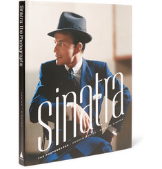 - Sinatra The Photographs Hardcover Book