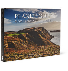 Abrams Planet Golf Modern Masterpieces Hardcover Book