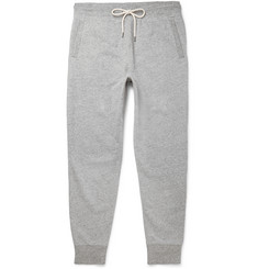 Club Monaco Loopback Cotton-Jersey Sweatpants