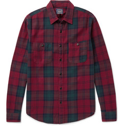 J.Crew - Plaid Cotton-Flannel Shirt