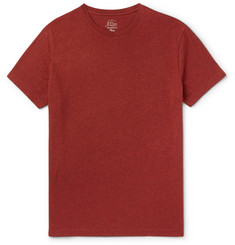 J.Crew Broken-In Mélange Cotton-Jersey T-Shirt