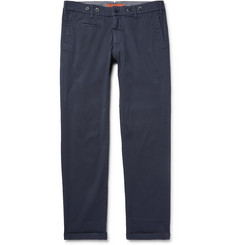 Barena - Slim-Fit Stretch-Cotton Twill Chinos