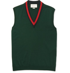 Gucci Wool Sweater Vest