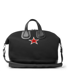 Givenchy Nightingale Leather-Trimmed Neoprene Holdall