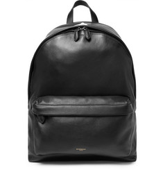 Givenchy Grained-Leather Backpack