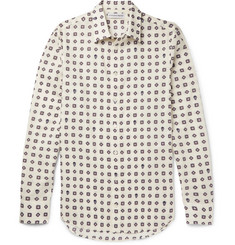 Alexander McQueen Printed Cotton Shirt