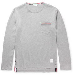 Thom Browne Slim-Fit Cotton-Jersey T-Shirt