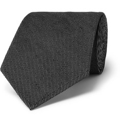 Berluti - 8cm Cotton and Silk-Blend Tie