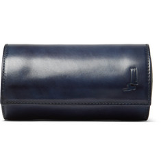 Berluti - Polished-Leather Watch Roll