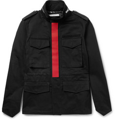 Givenchy Cotton-Blend Field Jacket