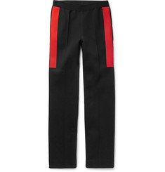 Givenchy Panelled Neoprene Sweatpants