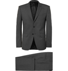 Givenchy - Grey Slim-Fit Wool Suit
