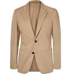 Berluti Beige Stretch-Cotton Blazer