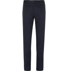 Berluti Slim-Fit Stretch-Cotton Trousers