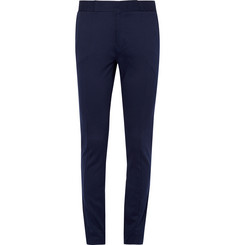 Berluti Slim-Fit Tapered Cotton Trousers