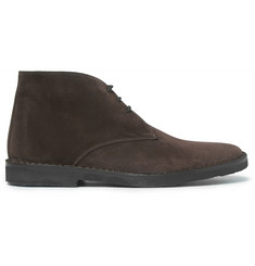Connolly Suede Driving Boots