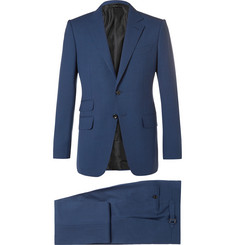 TOM FORD - Blue O'Connor Slim-Fit Wool Suit