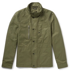 TOM FORD Cotton-Blend Field Jacket