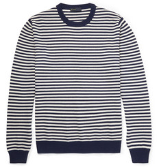 Etro Striped Cashmere Sweater