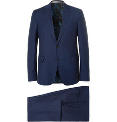 Etro - Navy Wool Suit