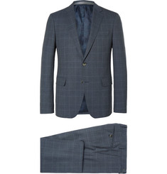 Etro Prince of Wales Checked Wool Suit