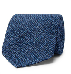 Thom Sweeney 8cm Wool and Silk-Blend Tie
