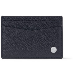 Dunhill Boston Full-Grain Leather Cardholder
