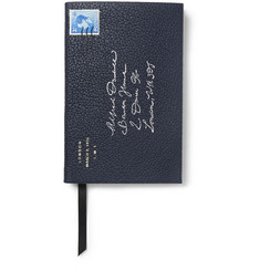 Dunhill - Full-Grain Leather Notebook