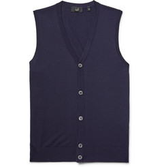 Dunhill - Knitted Wool Vest