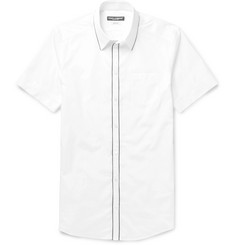 Dolce & Gabbana Slim-Fit Cotton-Poplin Shirt