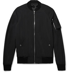 Rick Owens Flight Shell Bomber Jacket