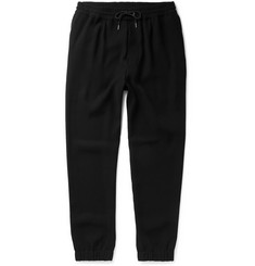 McQ Alexander McQueen Tapered Crepe Trousers