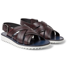 Dolce & Gabbana - Leather Sandals