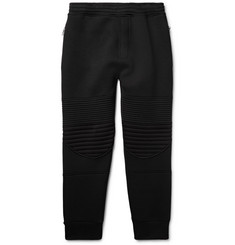 Neil Barrett Slim-Fit Tapered Bonded Jersey Sweatpants