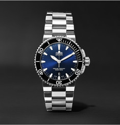 Oris Aquis Date Stainless Steel Automatic Watch