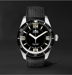 Oris Divers Sixty-Five Stainless Steel Watch