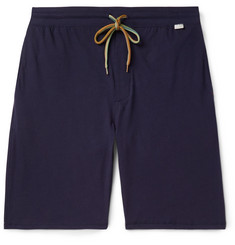 Paul Smith Cotton-Jersey Drawstring Shorts